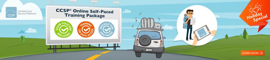 CCSP在线培训打包服务,包含考试券哦,特价优惠预购从速!