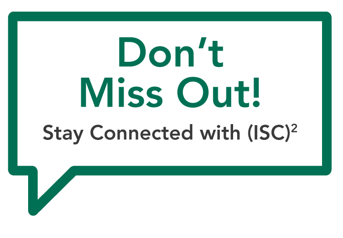 StayConnectedWithISC2_20180514